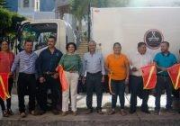 Amplía ayuntamiento de Minatitlán flota de camiones recolectores de basura