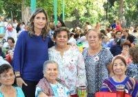Impulsa Gobierno del Estado bienestar  de población adulta mayor: DIF Estatal