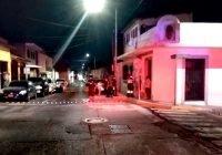 Tras riña en el centro de Colima, hombre de 51 años resulta lesionado a golpes