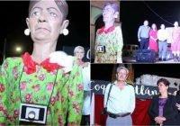 Fallece Ana 'la fotografa', recién fue representada como mojigango en la fiesta anual en Coquimatlán