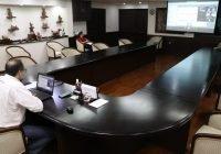 Participa Gobernador en reinstalación de Comisión de Tecnologías de la Información
