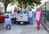 Lleva el DIF Estatal Caravana de la Alegría a los 10 municipios