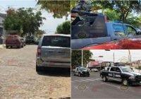 Detienen a tres personas probables involucrados en el asesinato de un hombre en Villa de Álvarez