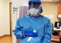 Doctora con EMBARAZO de 8 MESES atiende a PACIENTES con Covid-19