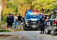 Reportan balazos en Hacienda La Loma, en Tecomán