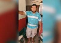 Motociclista que sufrió percance con mototaxi en Tecomán, denuncia amenazas e intento de agresiones físicas