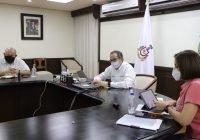 Gobernador se reúne con Comando Covid-19 analizan medidas adicionales