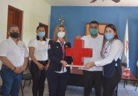 Arranca en Cuauhtémoc la colecta anual de la Cruz Roja 2020