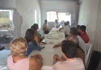 Se reúne alcalde Rafael Mendoza con comité para habilitar el nuevo asilo de adulto mayor y estancia de día de Quesería