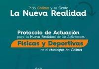 A partir de este 6 de julio se reactivan las Actividades Físicas y Deportivas en el municipio de Colima, con medidas de seguridad sanitaria
