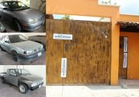 Localiza Fiscalía en un domicilio de Colima, 3 vehículos robados