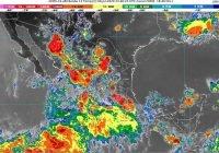 """""""Cristina"""" se intensificará esta madrugada al suroeste de las costas de Jalisco y Colima"""