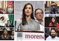 Diputada Bayardo denuncia ilegalidad en la instalación del Congreso de Colima, exige que no se endeude al estado.