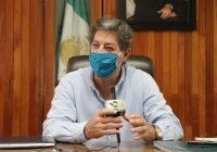 Atiende municipio de Tecomán rezago en drenaje sanitario