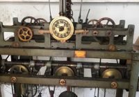 Inicia la restauración del emblemático reloj de Palacio de Gobierno