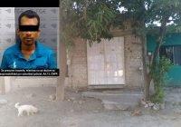 En Colima la Fiscalía capturó a sujeto que asesinó a un mujer y a su menor hija