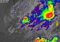 Se pronostica un ambiente caluroso y lluvias ligeras este lunes para el estado de Colima