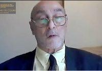Cada día pesa más el mercado en las decisiones fundamentales de la sociedad: J. Ruipérez