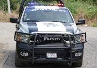 Policías estatales capturan a dos sujetos por robo