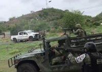Enfrentamiento con supuestos integrantes del CJNG deja 5 muertos en Michoacán