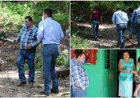 Continúa alcalde Carlos Carrascoentregando el apoyo a jefas y jefes de familia de Ixtlahuacán