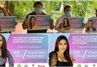 Arranca 'El amor transforma' campaña de visibilización y concientización contra la homofobia y transfobia