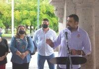 Se alista la rehabilitación de muchas calles en el municipio de Cuauhtémoc; ya se firmó el contrato: afirma Rafael Mendoza