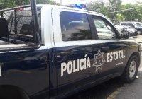 Asaltan camión repartidor de gas en Valle Paraíso, Manzanillo