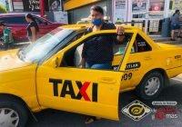 009 de Minatitlán: La única mujer taxista del municipio