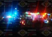 Solitario ladrón asalta a mano armada una tienda Kiosko en Tecomán