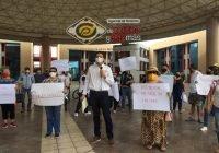 Su arena es política, nuestra lucha es sindical: Reiteró SNTE 39 a Gobierno de Colima