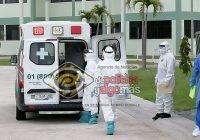 Con tres pacientes abre operaciones el Hospital Militar para Covid-19 en la 20 zona Colima