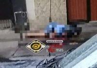 Ejecutan a una mujer en El Moralete; motosicario es detenido en la ex zona militar