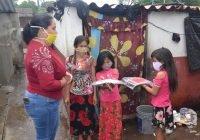 Inicia SE entrega de apoyos escolares a hijas e hijos de jornaleros agrícolas
