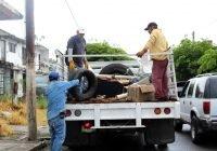 Saca tus cacharros y súmate a la campaña contra la arbovirosis: Ayuntamiento de Coquimatlán