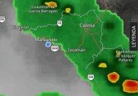 Continuarán las fuertes lluvias para este martes en el estado de Colima; extreme precauciones