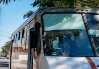 Gobernador brinda apoyo a choferes de transporte público ante pandemia