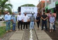 En Armería, invierten en rehabilitar redes de drenaje y agua potable 838 mil 751 pesos