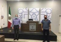 Gobernador del Estado respalda Modelo de Justicia Cívica del municipio de Colima.