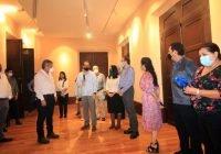 Concluyó la primera etapa de restauración de Palacio: Gobernador