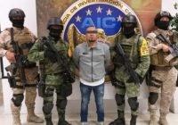 Capturan a 'El Marro', líder del cartel Santa Rosa de Lima, en Celaya