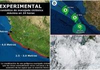 Continuará lluvias en las próximas 48 horas en Jalisco, Colima y Michoacán por tormenta tropical Hernan