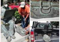 """La Policía Municipal de Colima, continuará resguardando el maletín de """"El Viajero"""""""
