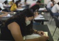 Concluye con éxito segunda jornada de la aplicación del examen para licenciatura