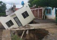 Llama Infonavit a aplicar el seguro de daños tras el paso de la tormenta tropical Hernán