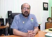 Rafael Ruvalcaba felicitó al nuevo Secretario General del SNTSS de la Sección XXV Colima