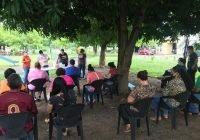Regidores de Villa de Álvarez imparten curso de elaboración de productos de limpieza