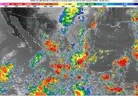 Se pronostica fuerte lluvia esta tarde y durante la noche para el Estado de Colima