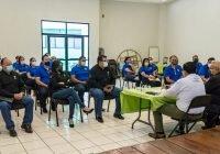 Llevan a cabo Reunión de trabajo el nuevo Comité del SNTSS e IMSS en Colima