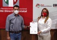Eligen a Lizet Rodríguez Soriano como coordinadora de la fracción legislativa del PRI